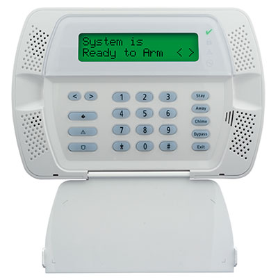security touch pad